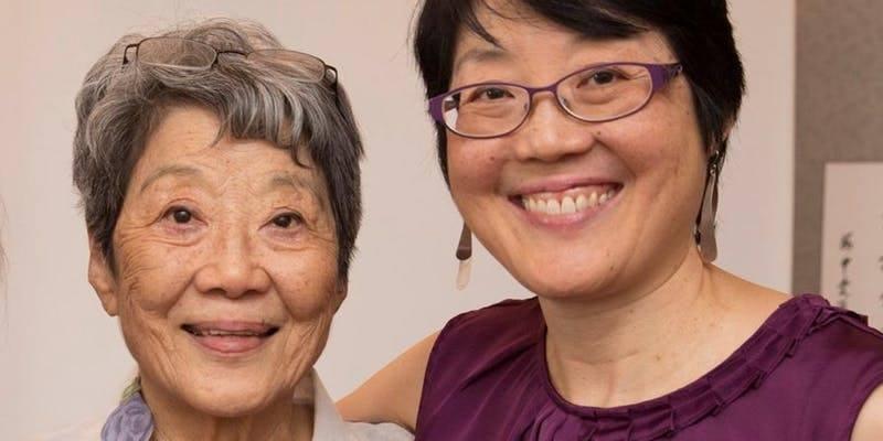 Fay Hoh and Monona Yin