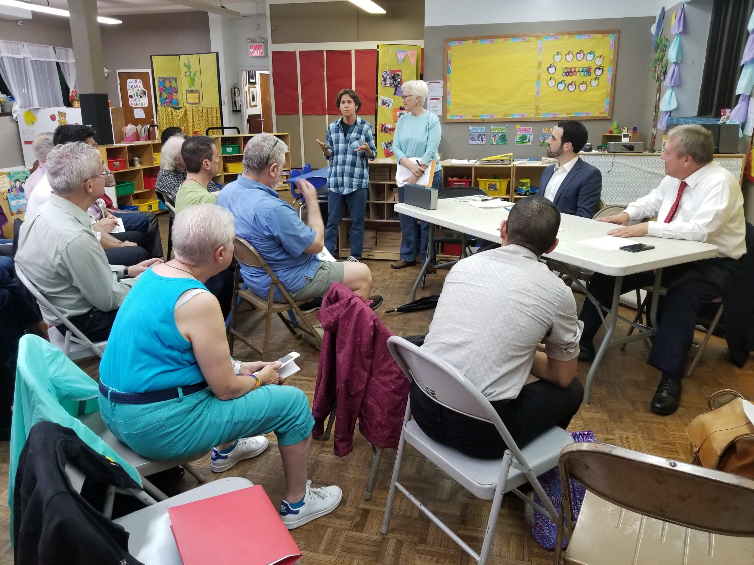 Queens LGBTQ Oral History Project Info Session @ the Queens Democratic Club