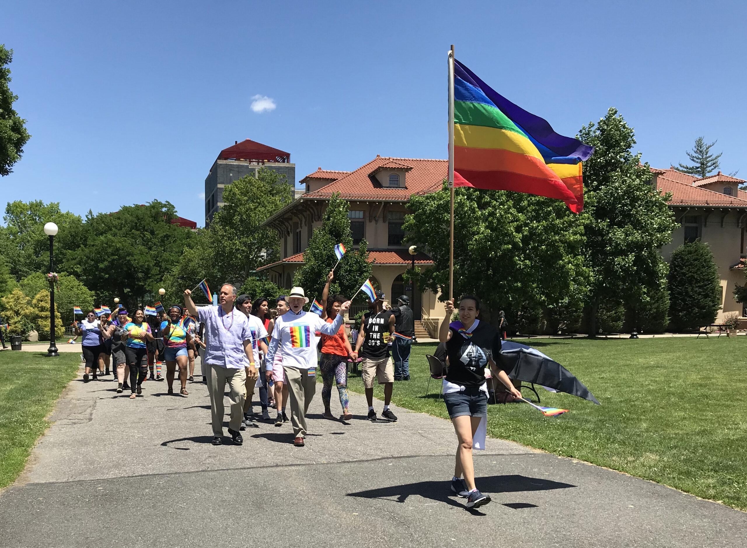 Queens College Pride Fest